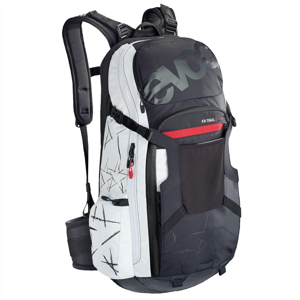 Evoc - FR Trail Unlimited 20L Backpack - black/white