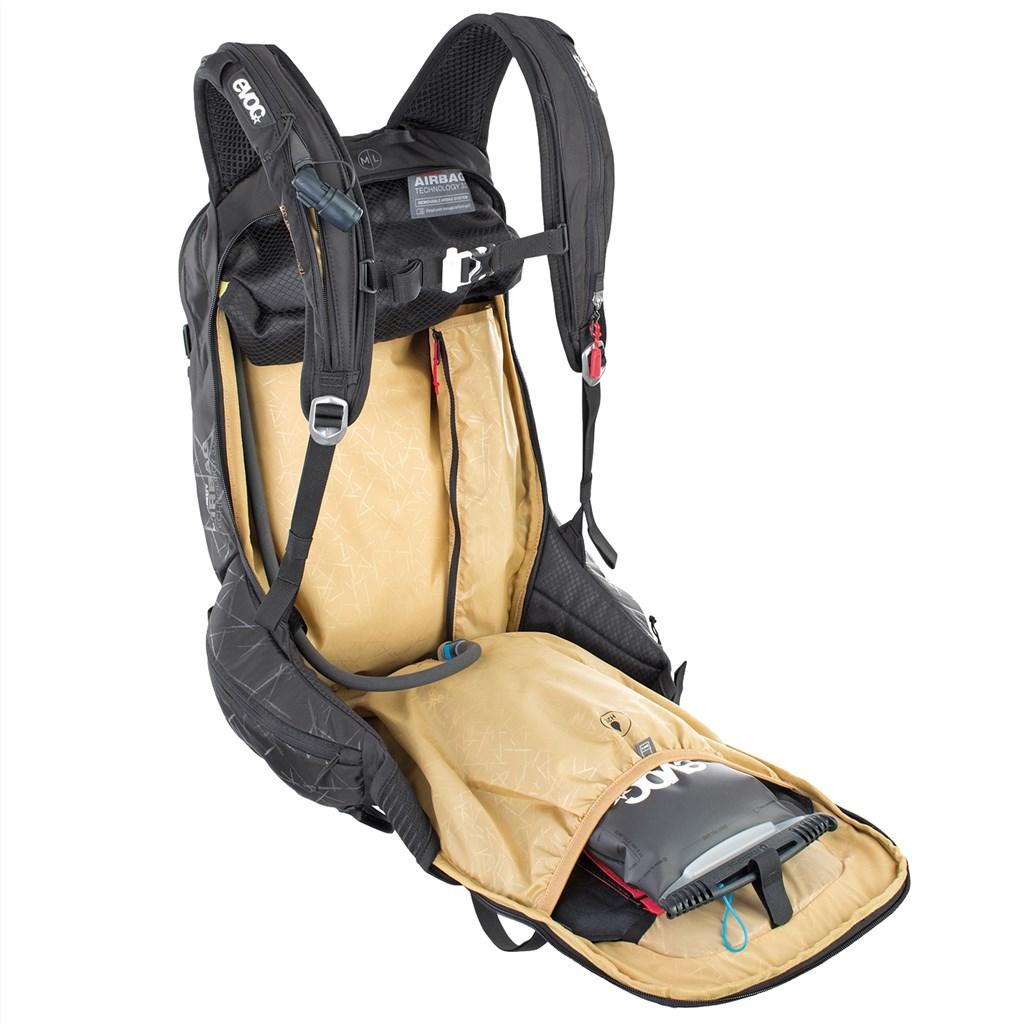 Evoc - Line R.A.S. Protector 32L Backpack - black