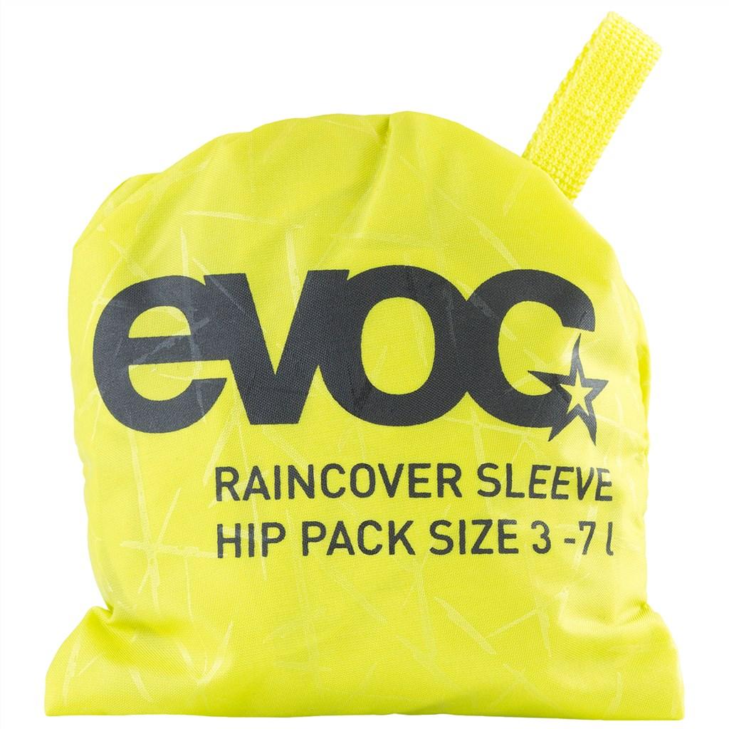 Evoc - Raincover Sleeve Hip Pack 3-7L - sulphur