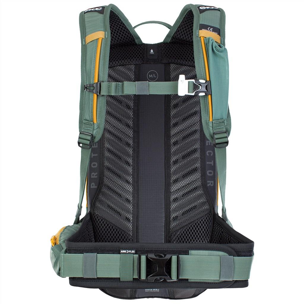 Evoc - FR Lite Race 10L Backpack - olive/loam