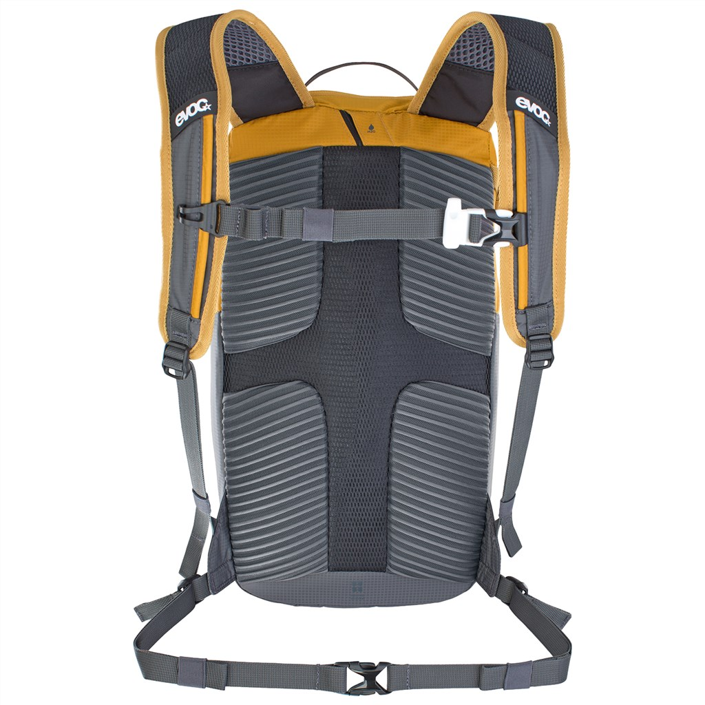 Evoc - Ride 8L Backpack - loam/carbon grey