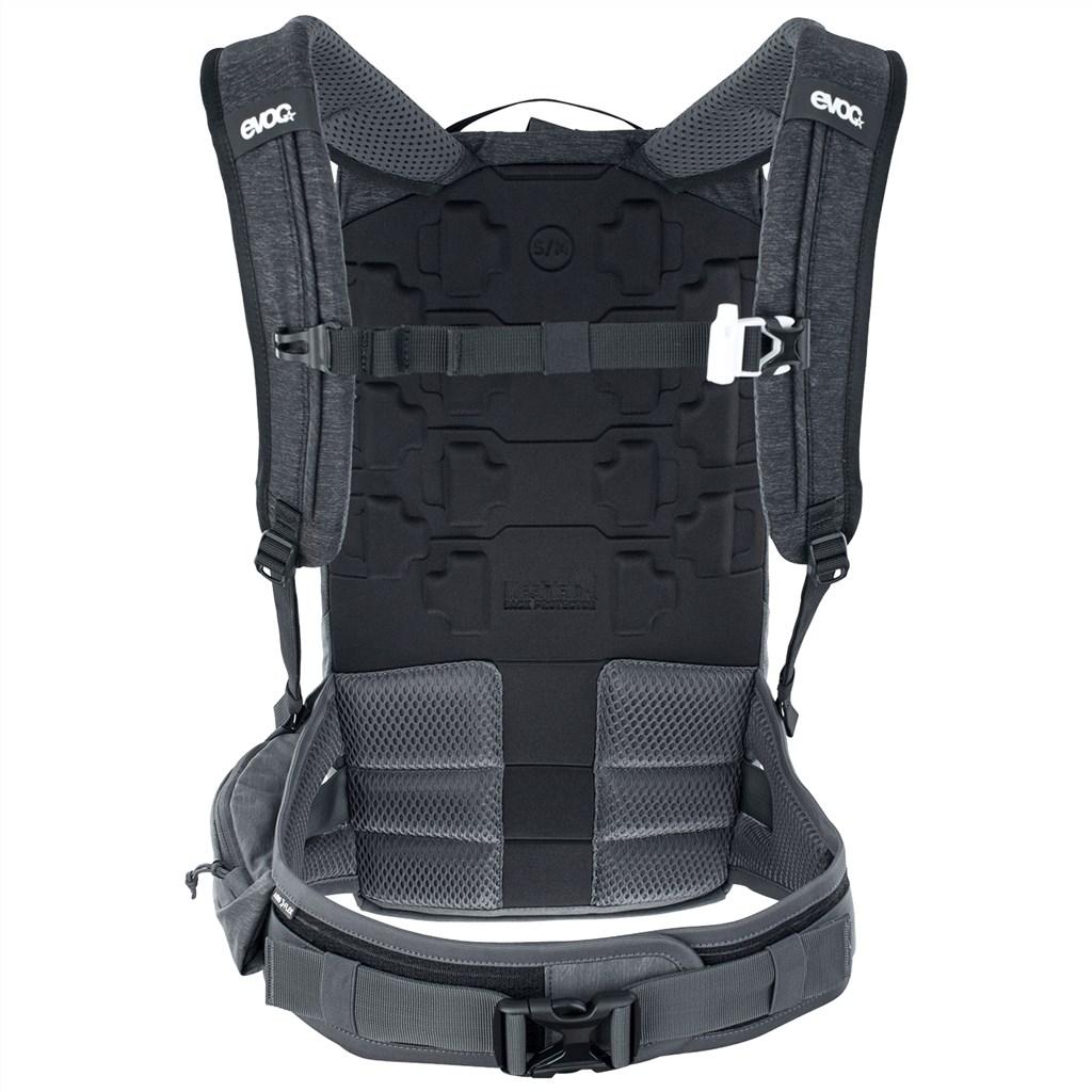 Evoc - Trail Pro 10L Backpack - black/carbon grey