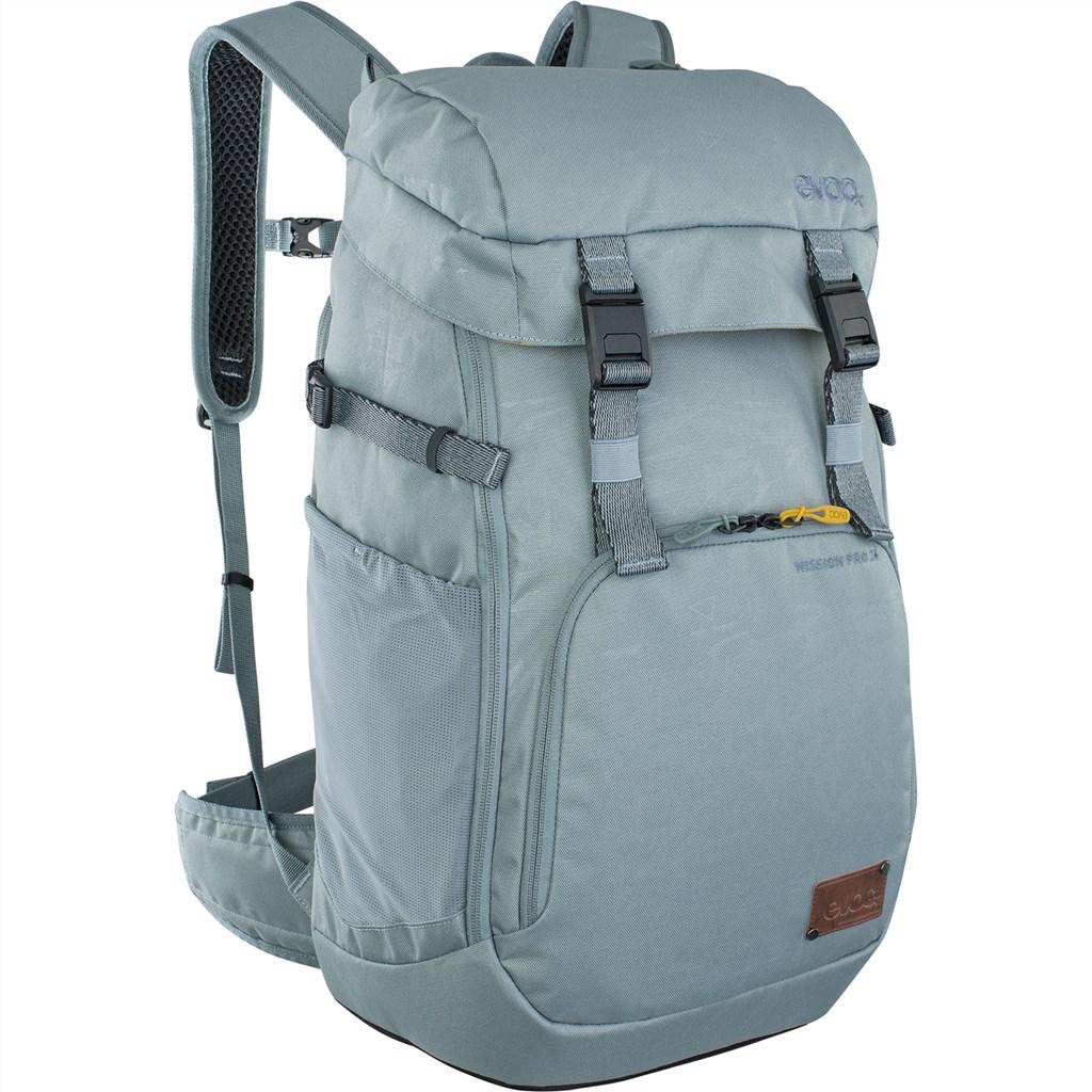 Evoc - Mission Pro 28L Backpack - steel