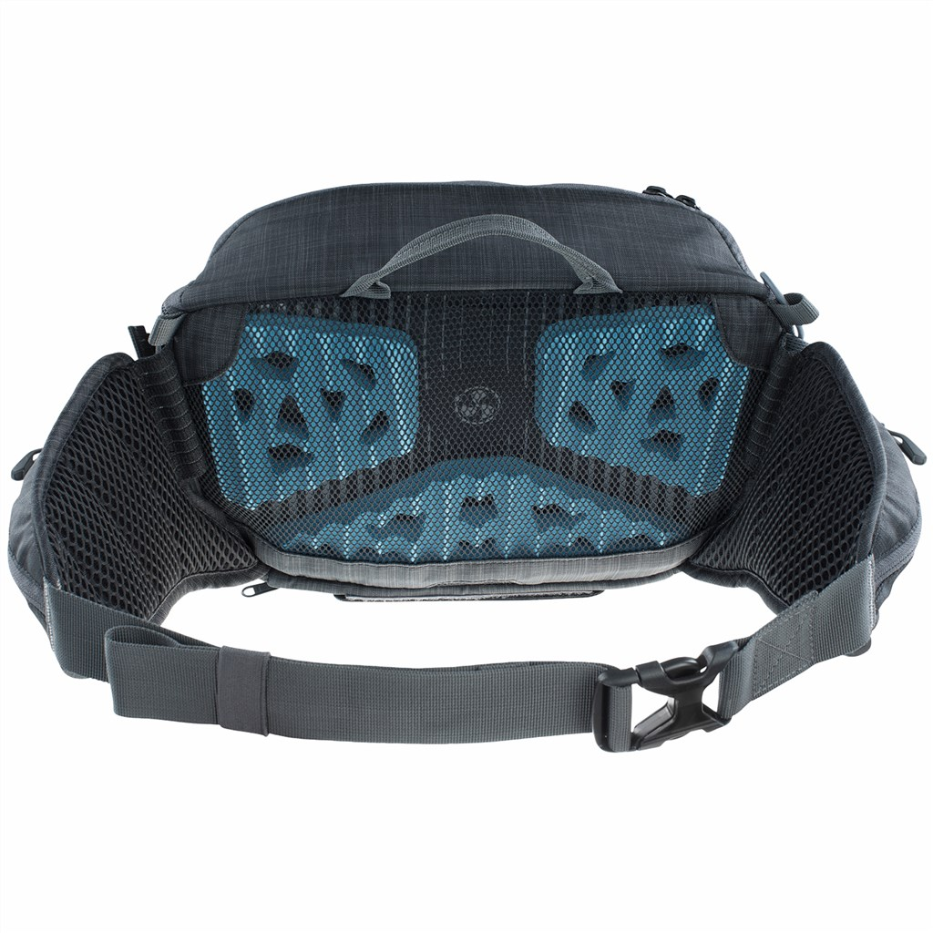 Evoc - Hip Pack Capture 7L - heather carbon grey