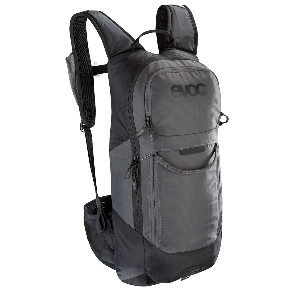 Evoc - FR Lite Race 10L Backpack - carbon grey/black