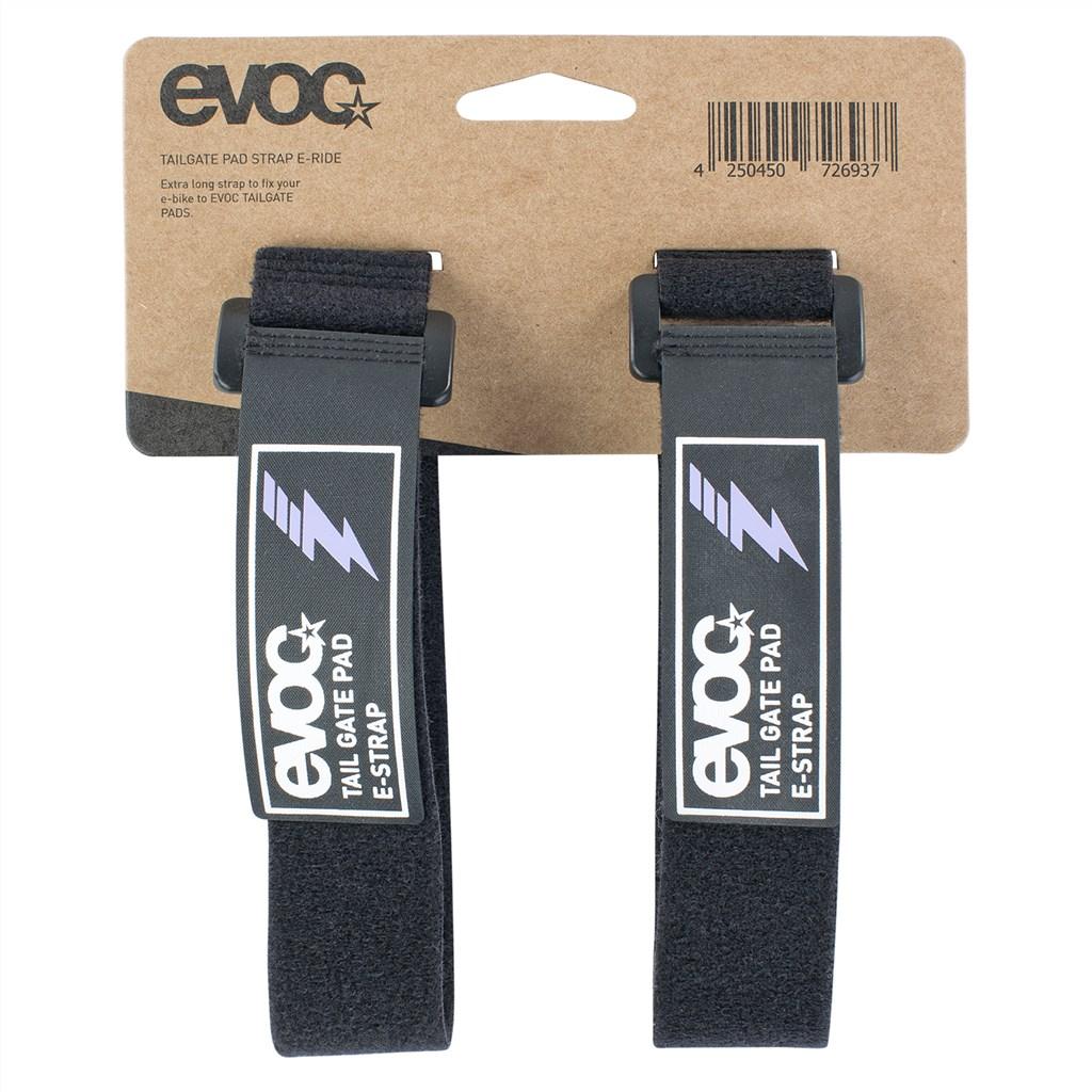 Evoc - Tailgate Pad Strap E-Ride - black