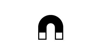 MAGNETISCHER CLIP
