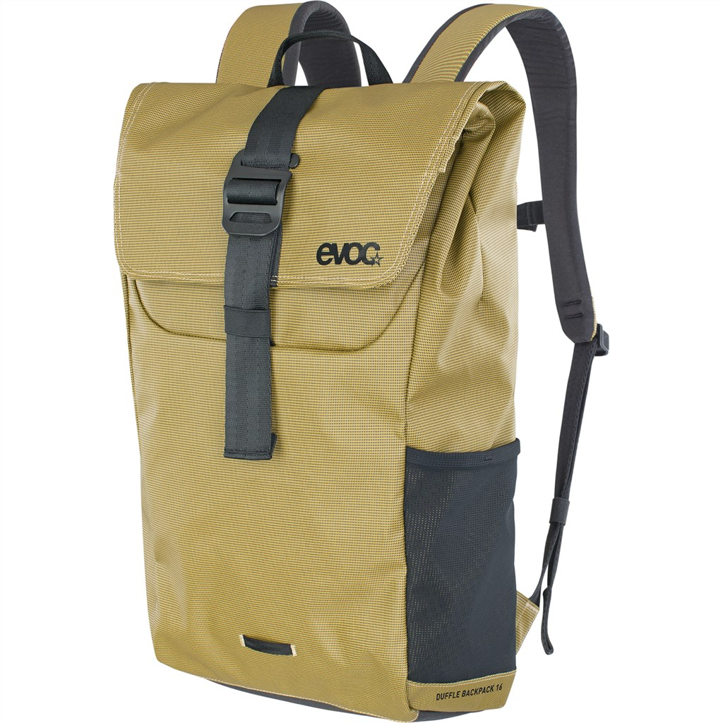 Evoc - Duffle Backpack 16L - curry/black