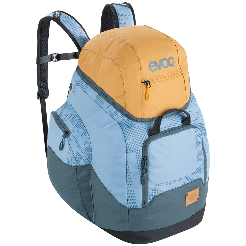 Evoc - Boot Helmet 60L Backpack - multicolour