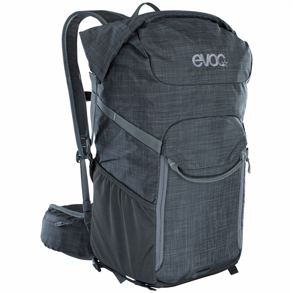 Evoc - Photop 22L - heather carbon grey