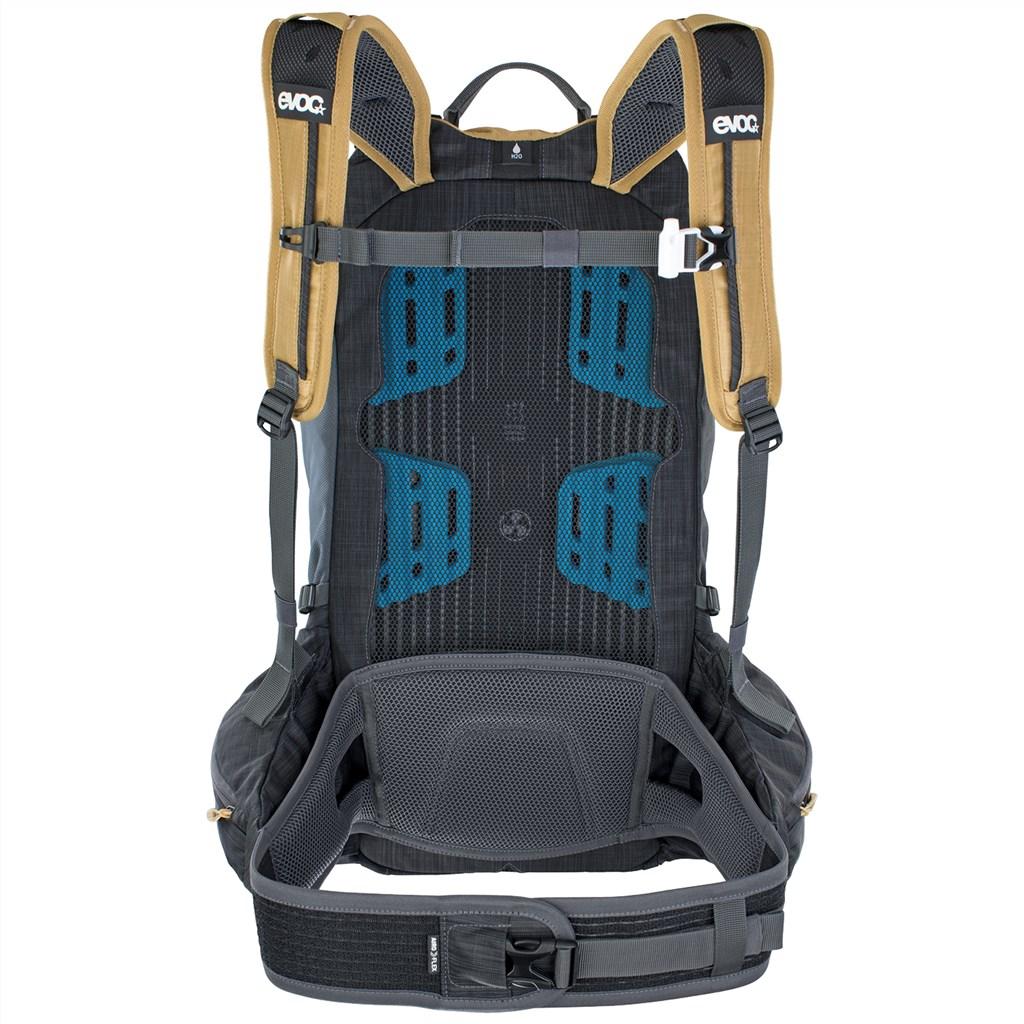 Evoc - Explorer Pro 30L Backpack - gold/carbon grey