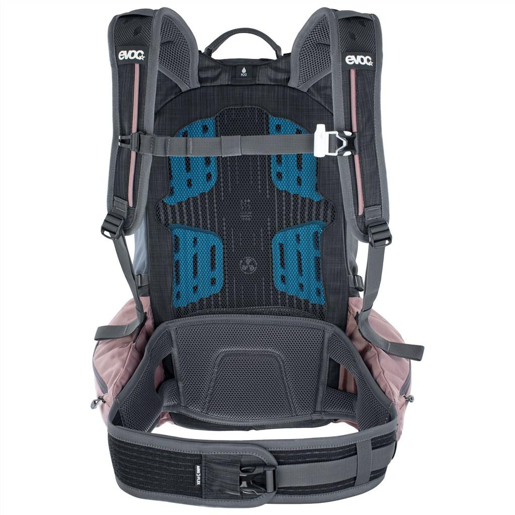 Evoc - Explorer Pro 26L Backpack - carbon grey/dusty pink