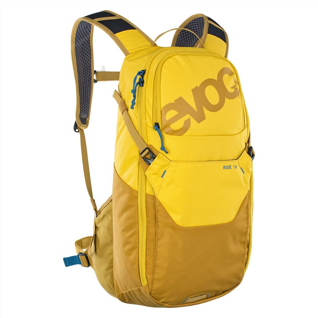 Evoc - Ride 16L Backpack - curry/loam