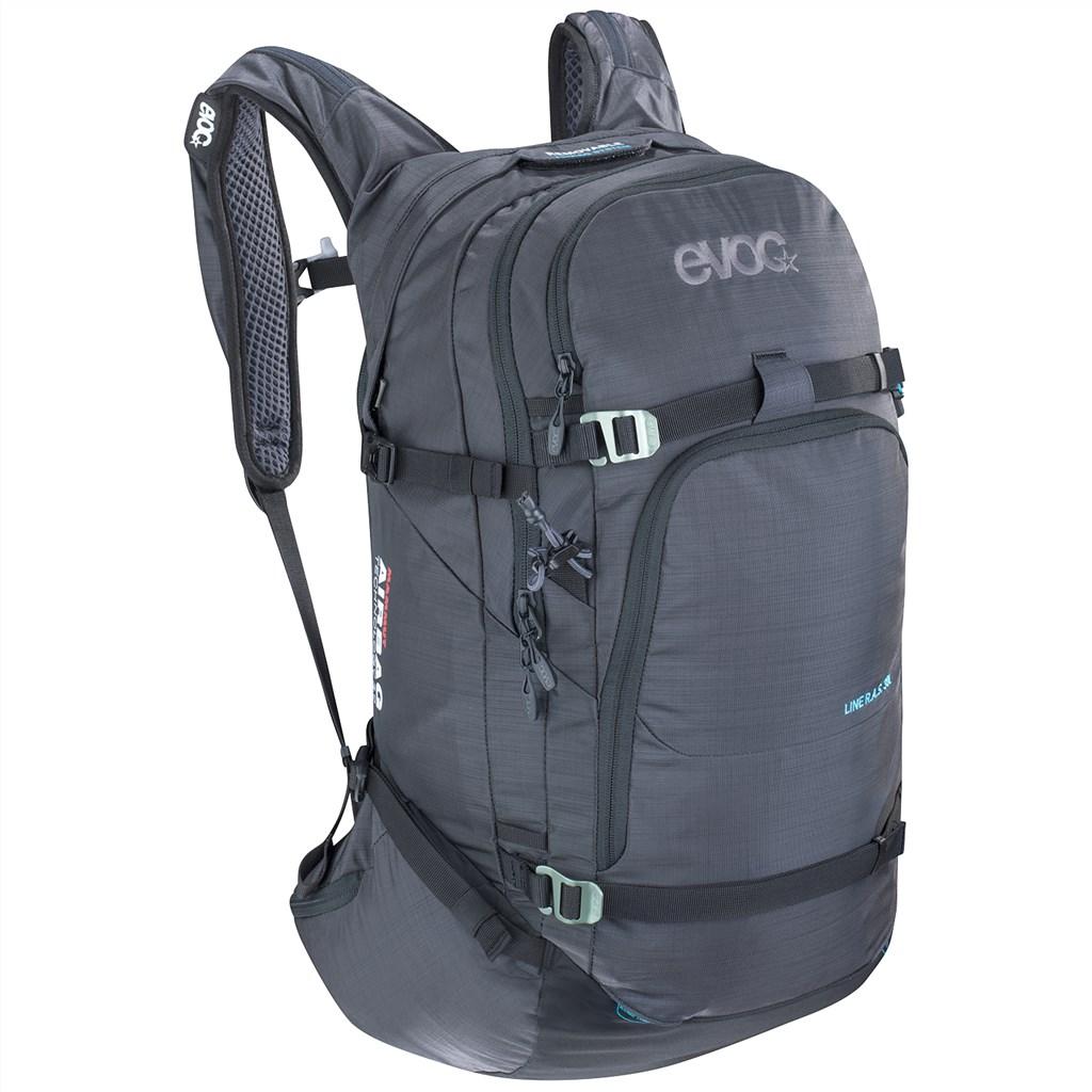 Evoc - Line R.A.S. 30l Backpack - heather carbon grey