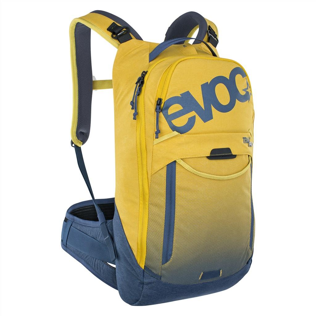Evoc - Trail Pro 10L Backpack - curry/denim