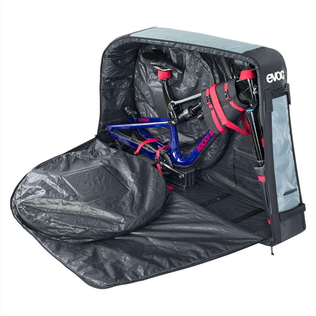 Evoc - Bike Travel Bag - steel