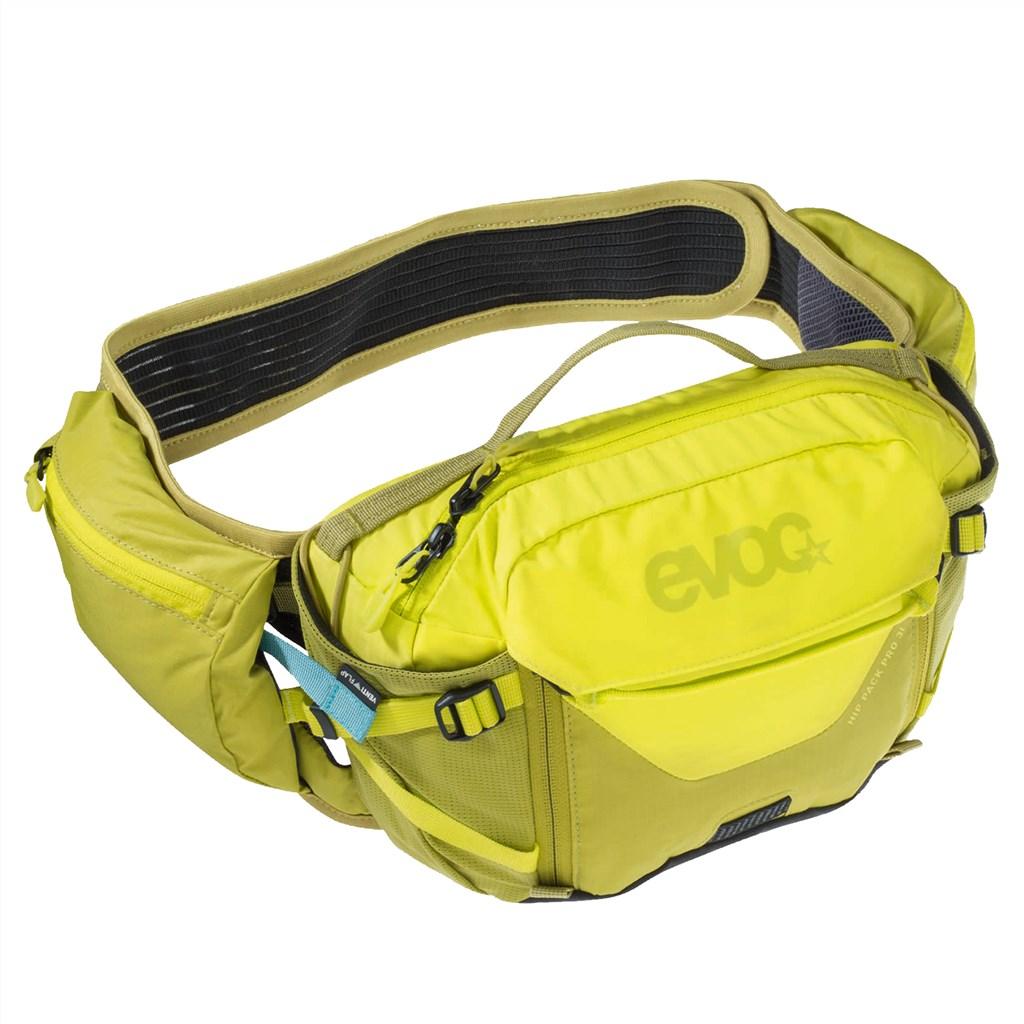 Evoc - Hip Pack Pro 3L - sulphur/moss green