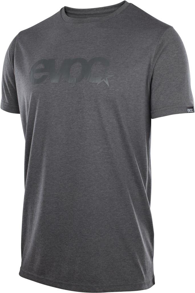 Evoc - T-Shirt Dry Men - heather grey