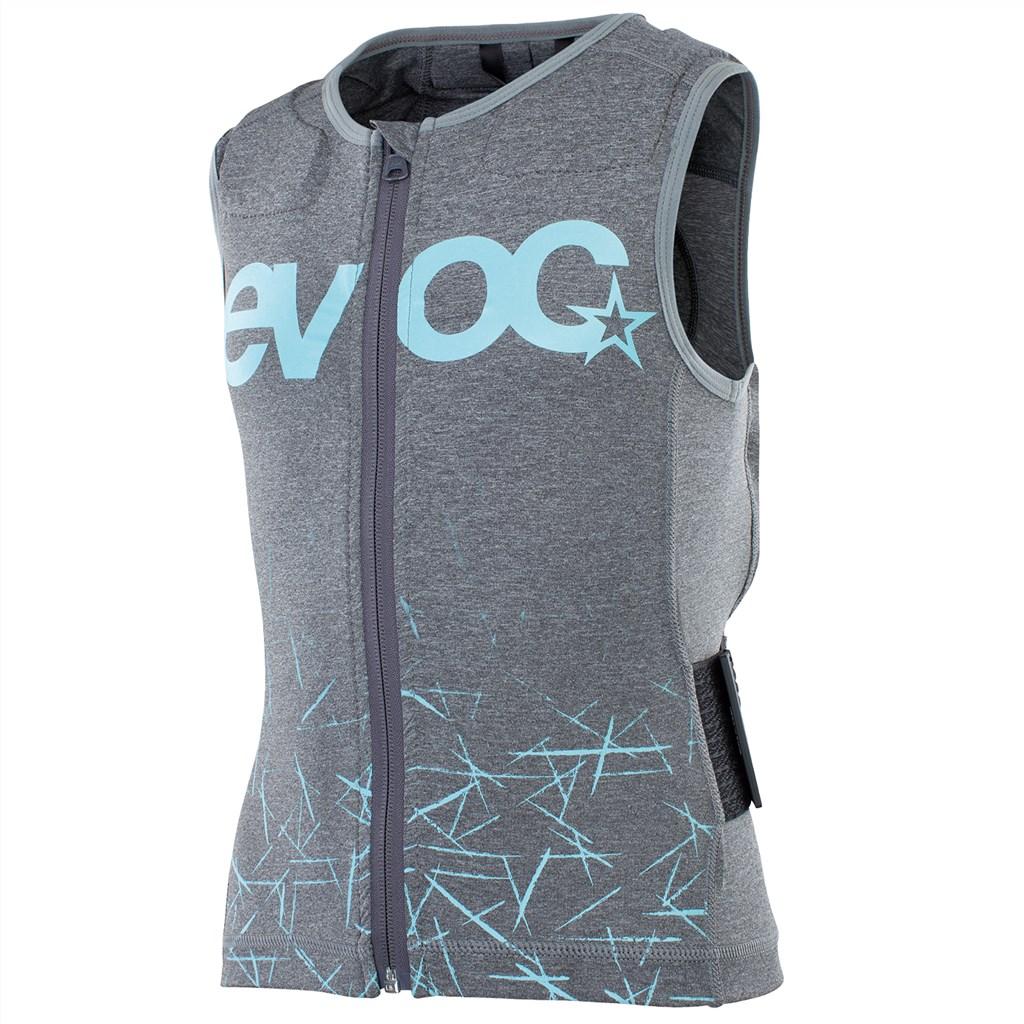 Evoc - Protector Vest Kids - carbon grey