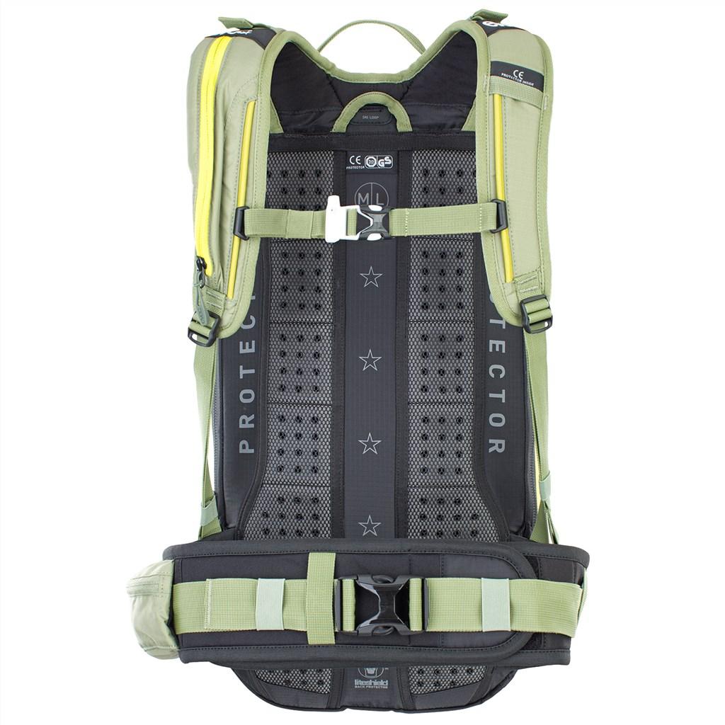 Evoc - FR Pro Backpack - sulphur/moss green