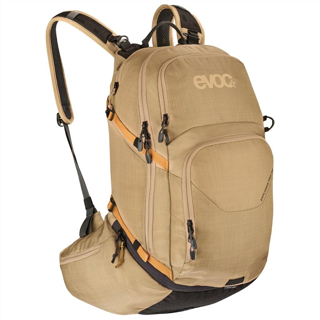 Evoc - Explorer Pro 26L Backpack - heather gold