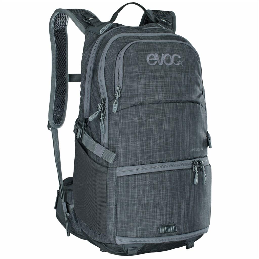 Evoc - Stage Capture 16L - heather carbon grey
