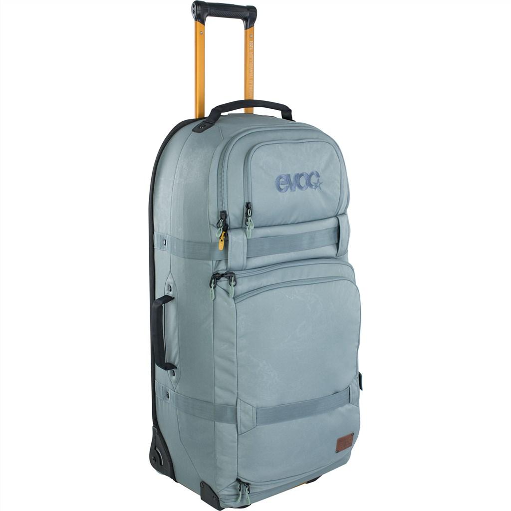 Evoc - World Traveller 125L - steel