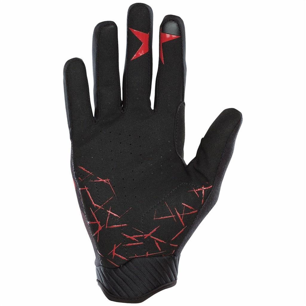 Evoc - Enduro Touch Glove - chili red/carbon grey
