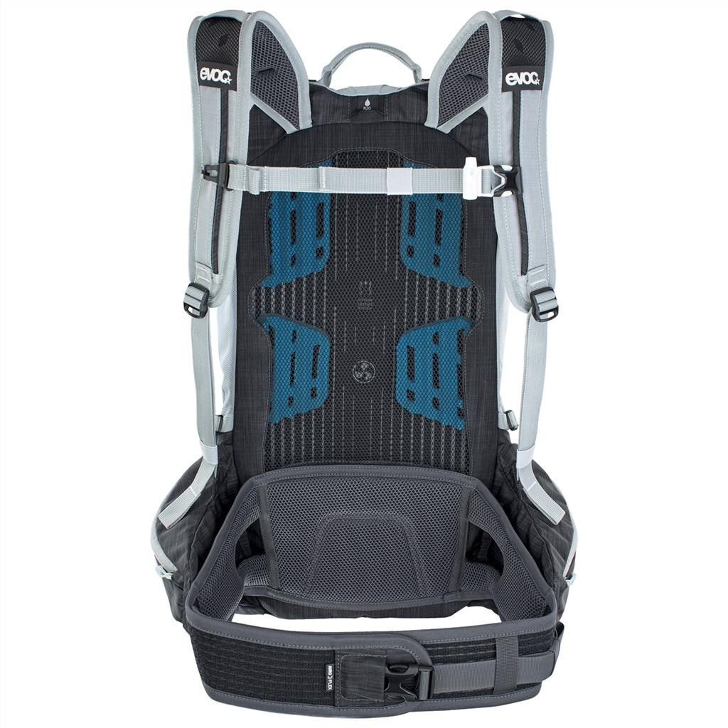 Evoc - Explorer Pro 30L Backpack - silver/carbon grey