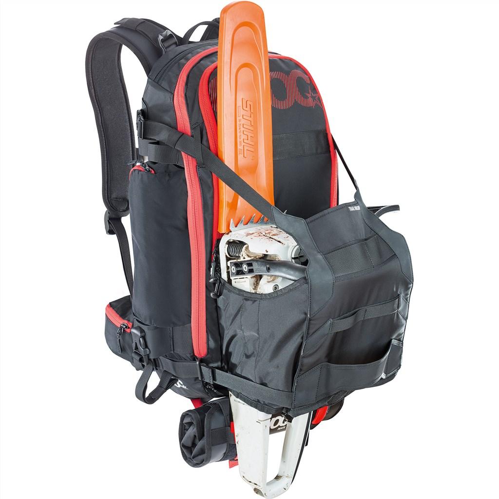 Evoc - Trail Builder 30L Backpack - black