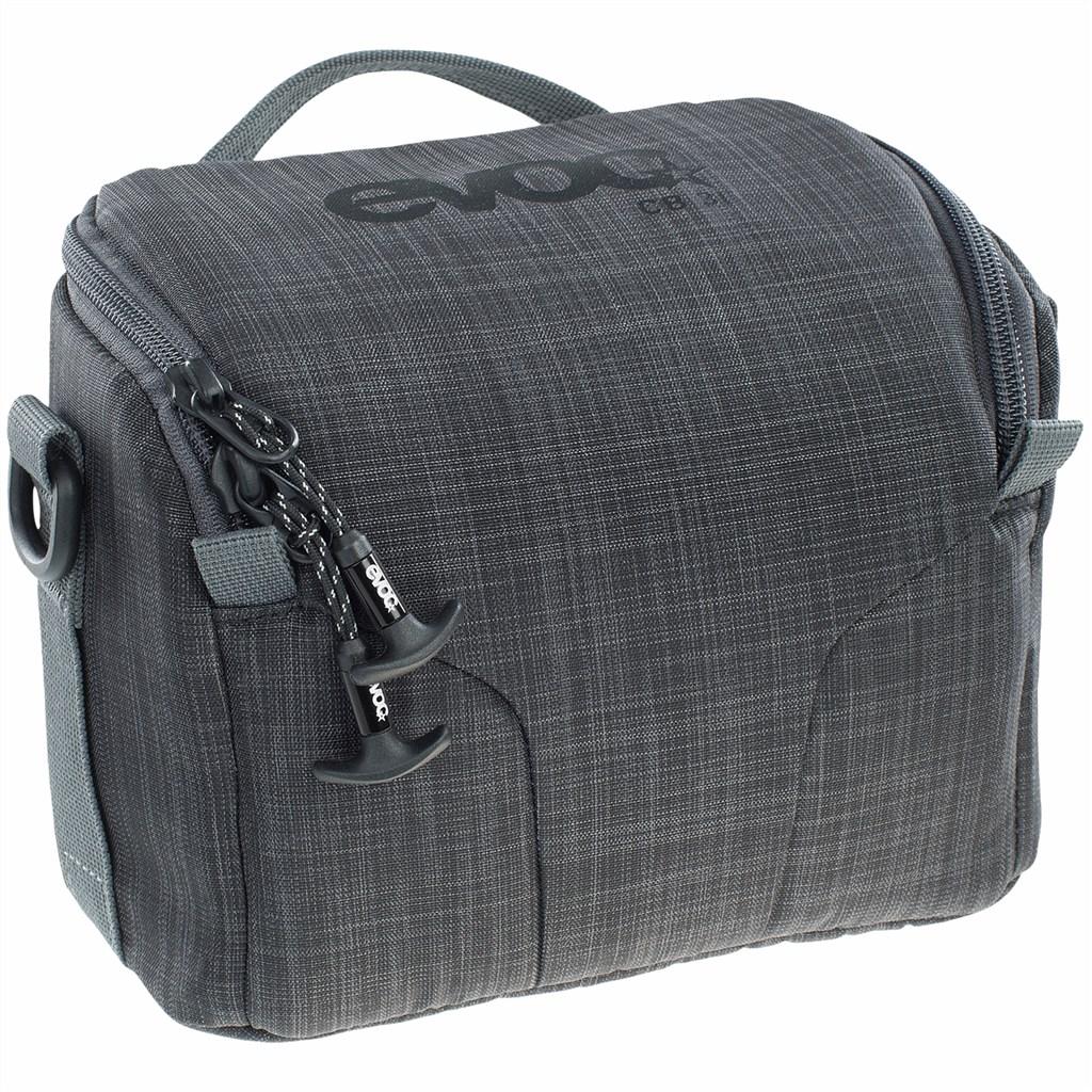 Evoc - CB 3L Camera Block - heather carbon grey