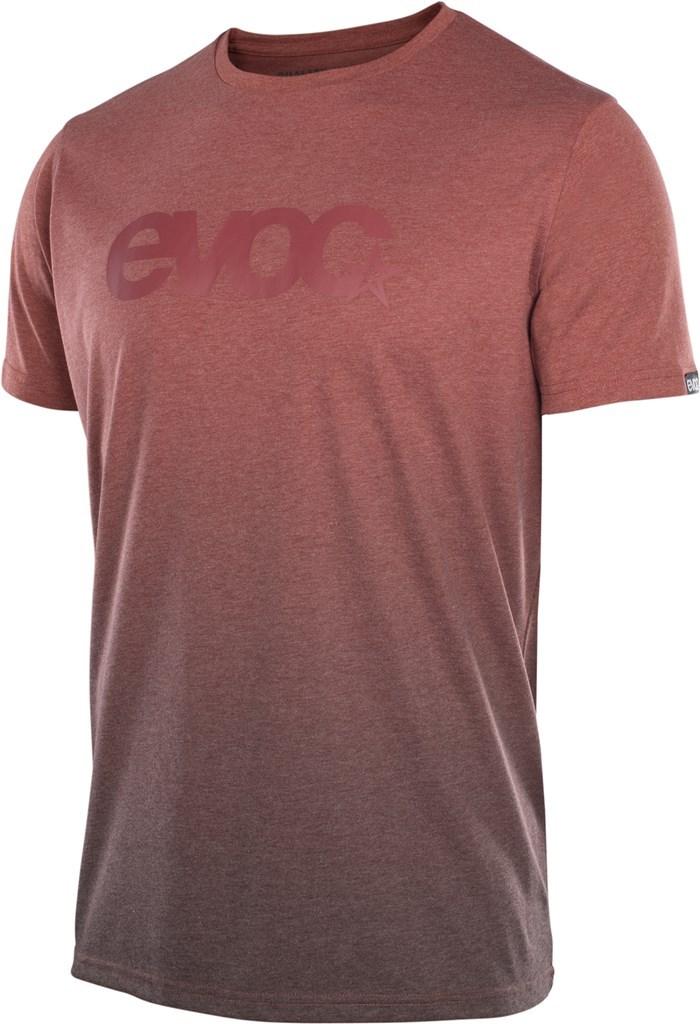 Evoc - T-Shirt Dry Men - heather chili red