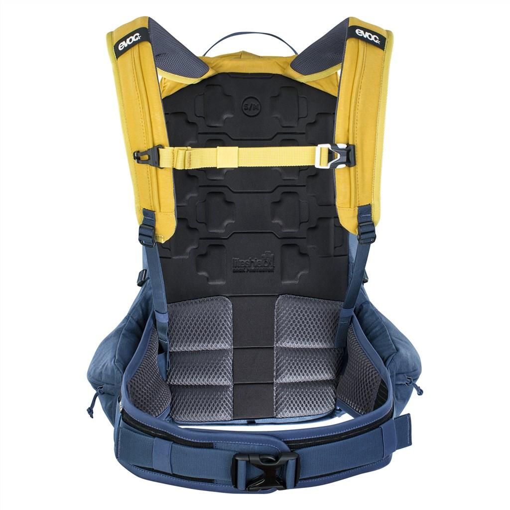 Evoc - Trail Pro 26L Backpack - curry/denim