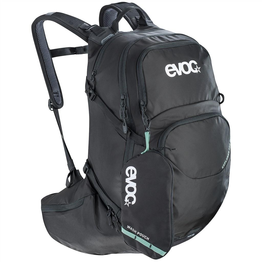 Evoc - Explorer Pro 26L Backpack - black