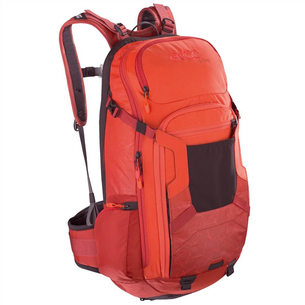 Evoc - FR Trail 20L Backpack - orange/chili red